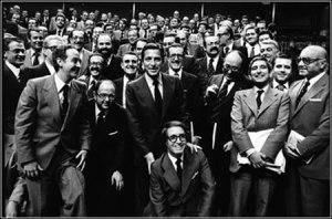 Gobierno de UCD, cambian las caras, cambian los paridos, pero sigue la tónica general de incompetencia ante los verdaderos problemas de España